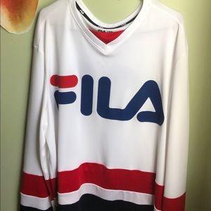 Fila Hockey Jersey